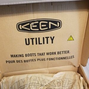 7d1d08345dd052 Keen Shoes - BRAND NEW Omaha mid Steel Toe Boots